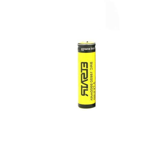 9900mAh Rechargeable 18650 Battery 3.7V Li-ion Battery Smart Charger