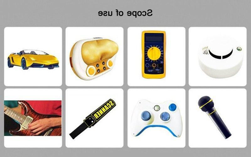 9V li-ion <font><b>Rechargeable</b></font> <font><b>battery</b></font> 9 lithium Multimeter Microphone Toy Control KTV