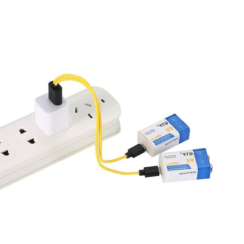 9V li-ion <font><b>battery</b></font> USB Multimeter Microphone Toy Remote Control