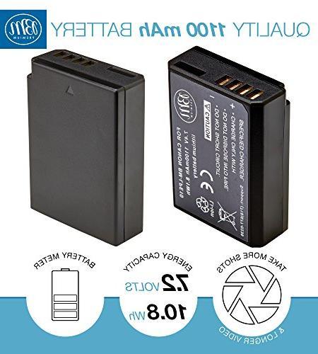BM LP-E10 Batteries EOS T3, T6, T7, Kiss X70, EOS 1100D, EOS 1200D, EOS EOS Digital