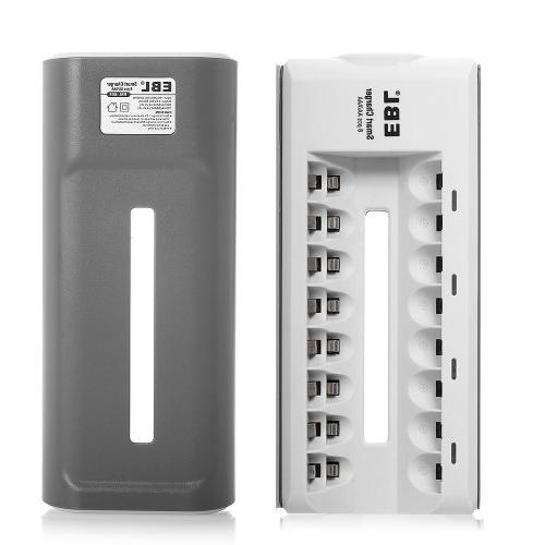 EBL Rechargeable Charger AAA 1100mAh Rechargeable Batteries