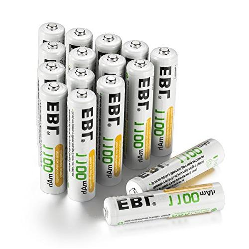 EBL Rechargeable Batteries Ready2Charge Ni-MH