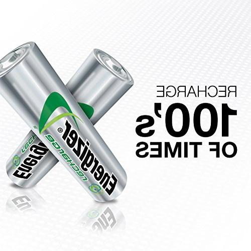 Energizer Rechargeable NiMH, 8