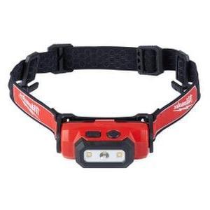 MILWAUKEE-2111-21 USB Rechargeable Hard Hat Headlamp