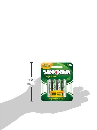 RAYOVAC Batteries,