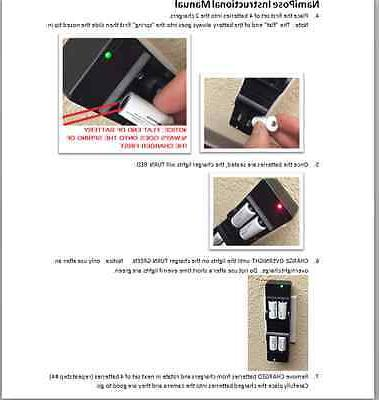 Rechargeable batteries for Netgear Arlo - 20