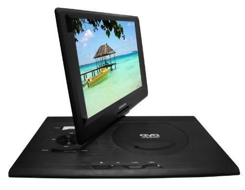 Sylvania Portable DVD USB/SD