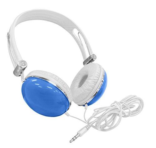 Sylvania DVD Matching Headphones Deluxe Travel Bag