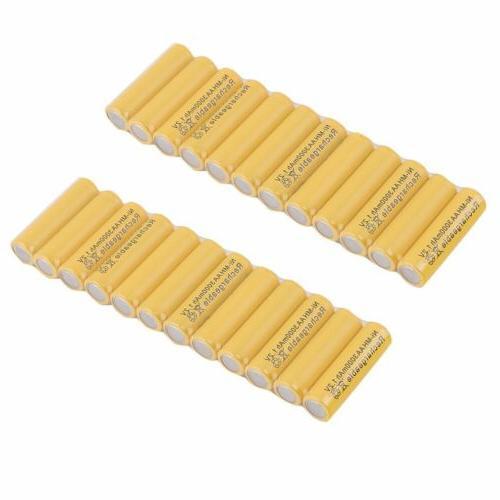 AA/AAA Batteries Ni-MH LOT USA