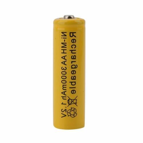 AA/AAA Battery Batteries Ni-MH LOT USA