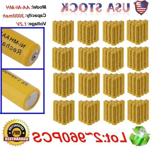 aa aaa rechargeable battery rechargeable batteries 1