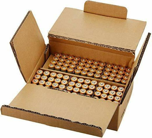 AmazonBasics Performance Batteries