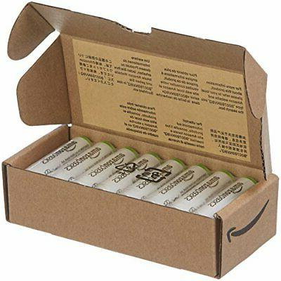 AmazonBasics Rechargeable Batteries