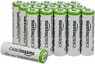 aaa rechargeable batteries charged