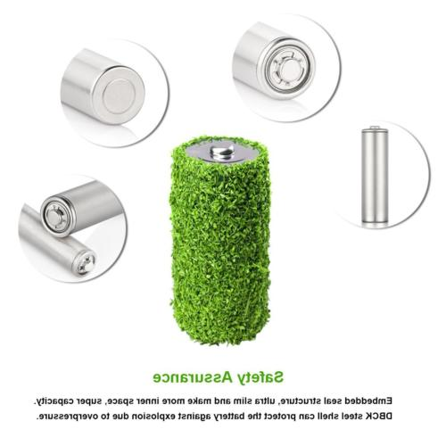 EBL Rechargeable 2300mAh Ni-MH 16-Count, Storage
