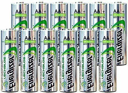 aa rechargeable batteries nimh nh15