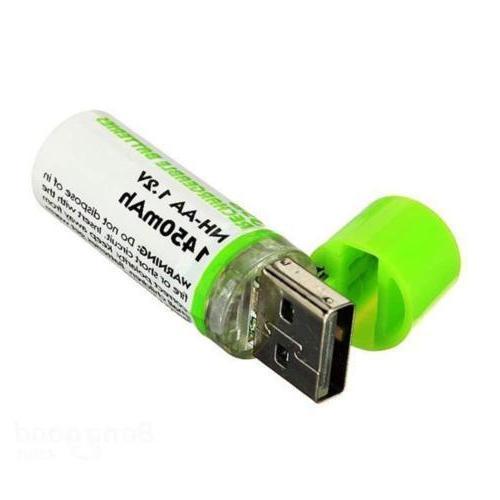 AA NiMH Batteries 500
