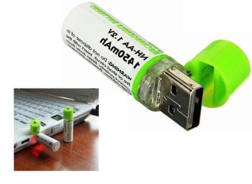 AA USB NiMH 1.2V 500