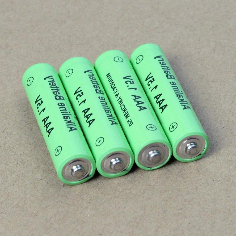 4pcs 1 5v aa aaa alkaline rechargeable