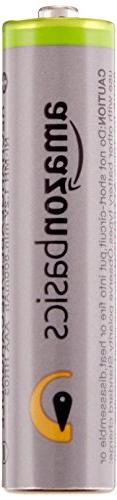 AmazonBasics AAA Batteries - May Vary