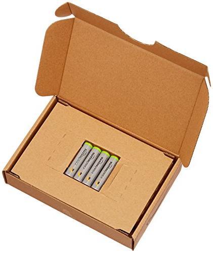 AmazonBasics AAA High-Capacity Batteries - Packaging May Vary