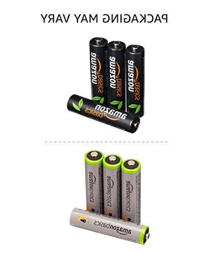 AmazonBasics AAA High-Capacity Batteries May Vary