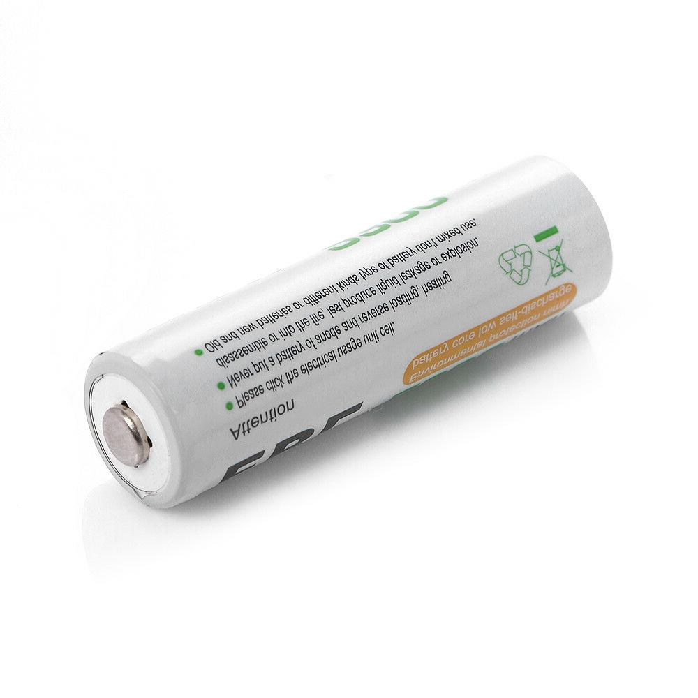 EBL AAA Rechargeable 2300mAh 1100mAh Box
