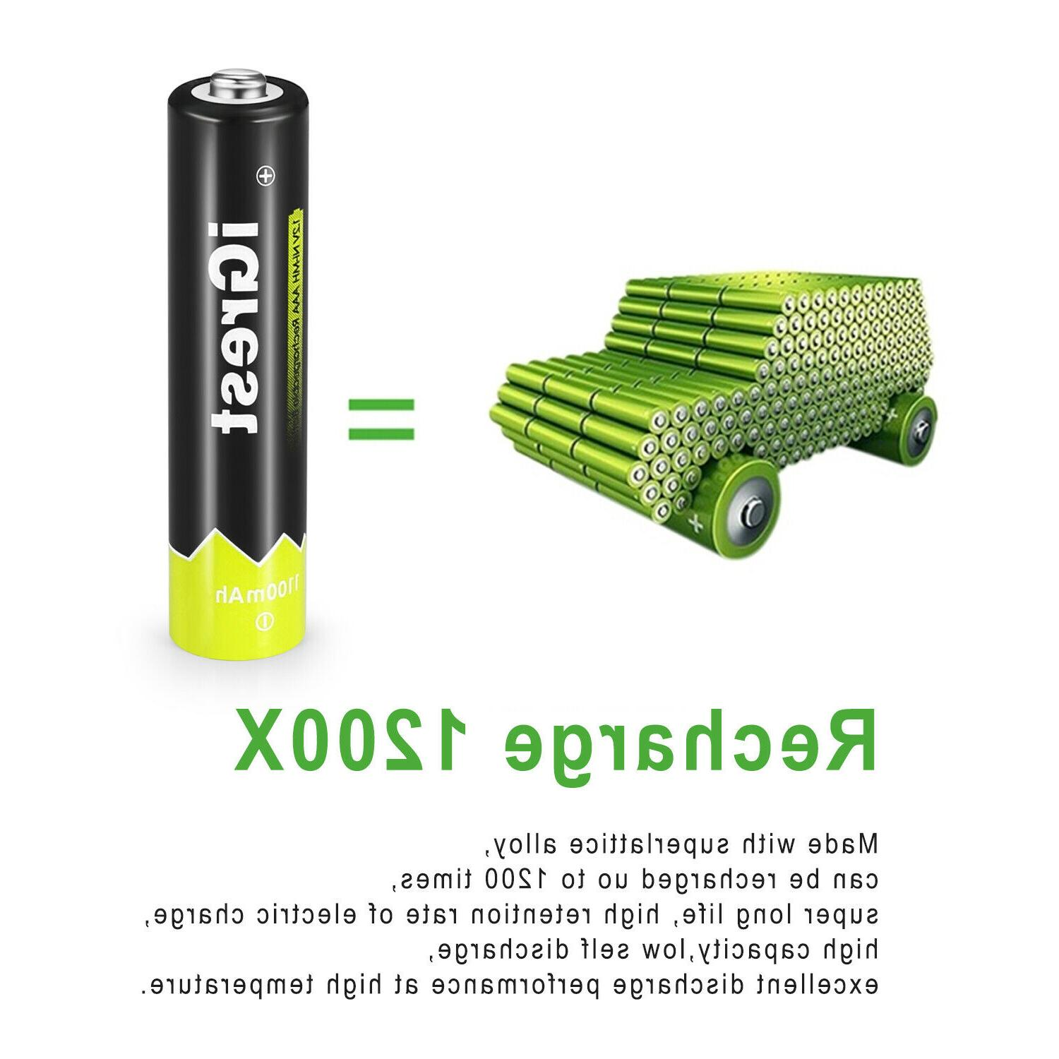 iGrest AAA 1100mAh Battery Camera