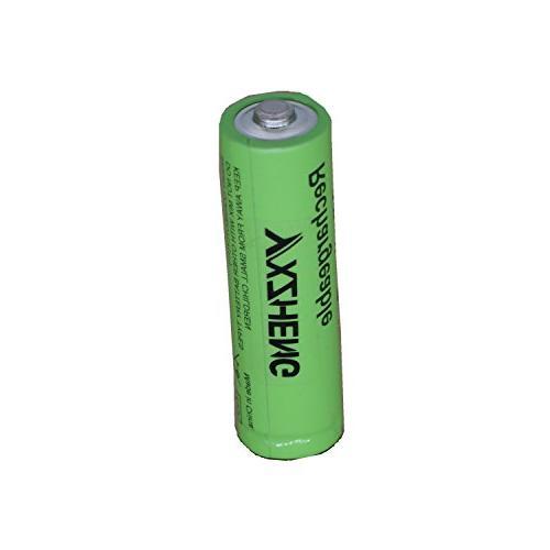8pcs Rechargeable Battery Controls Electronic
