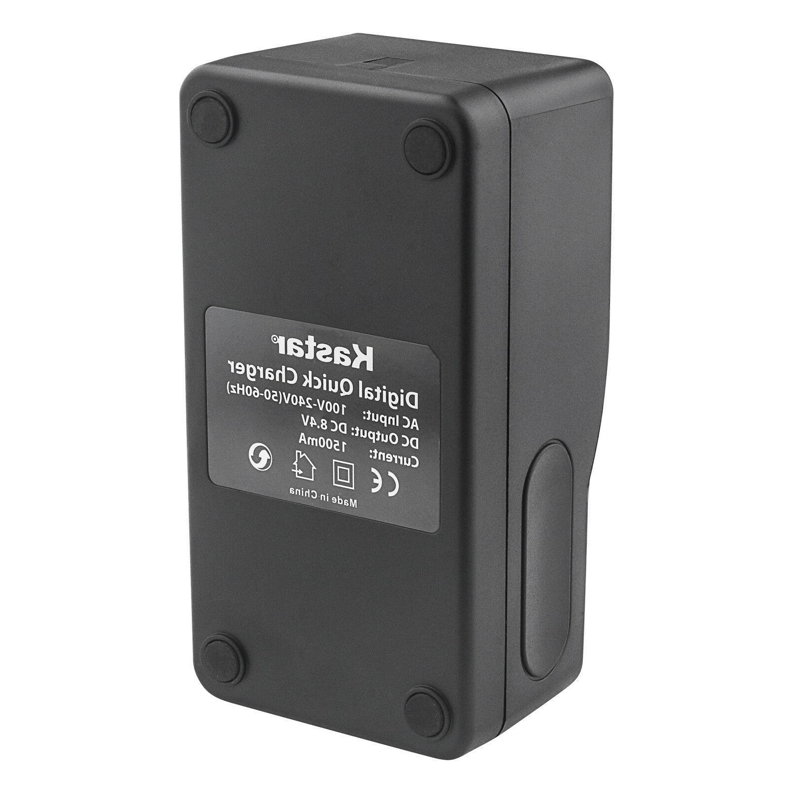 Kastar Battery LED Charger BP-950
