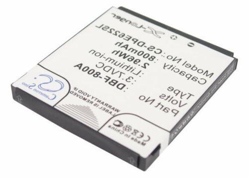 Cameron Sino 800mAh Battery for Doro PhoneEasy 622, PhoneEas