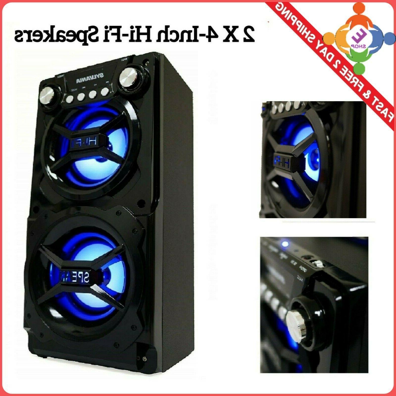 big bluetooth speaker very loud best portable