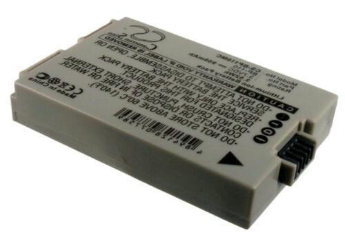 BP-110 for Legria HF / R206 HF R20 Vixia HF