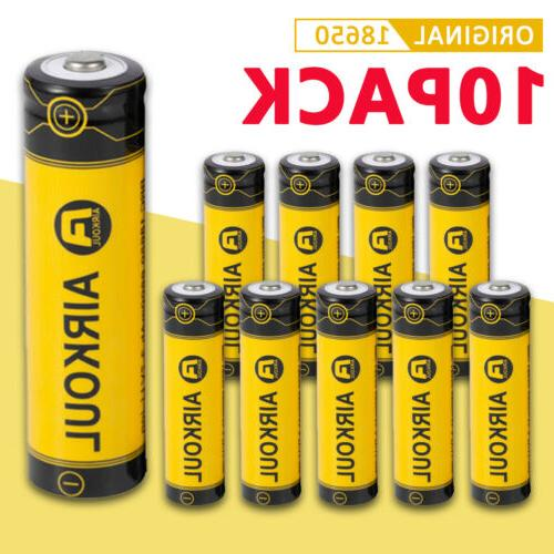 UltraFire BRC Li-ion Batteries LED