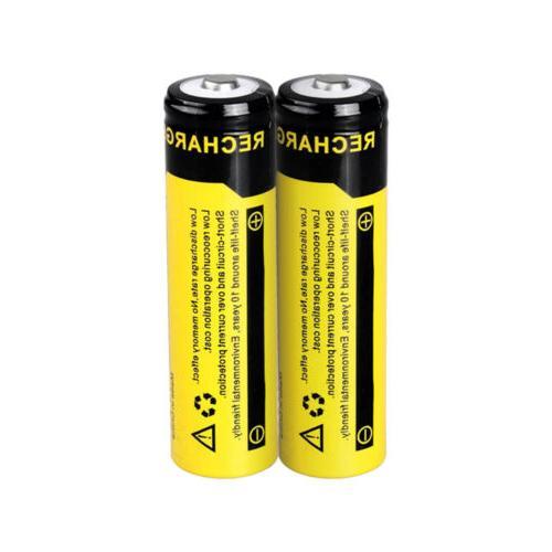 UltraFire Li-ion Rechargeable