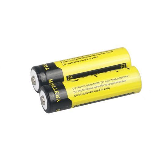 UltraFire 3.7V 18650 Battery For LED Flashligh