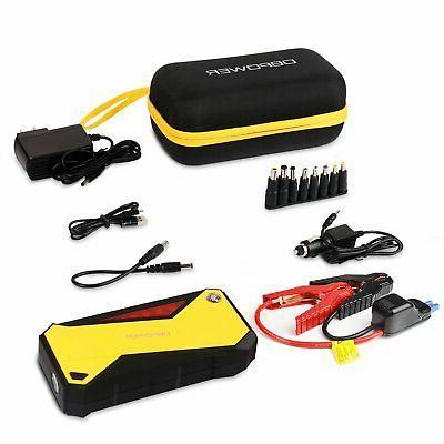 car battery jump starter kit diesel 600a