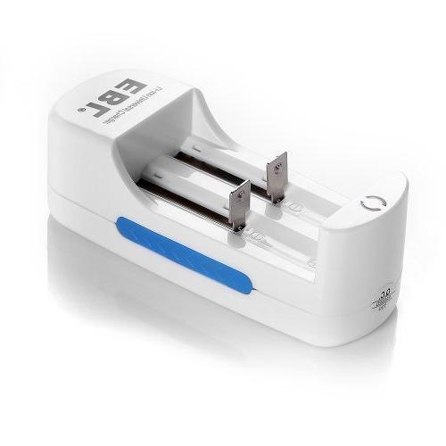 EBL 4 3.7V Batteries Rechargeable