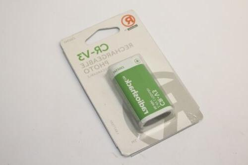 cr v3 rechargeable photo battery 1700mah 2