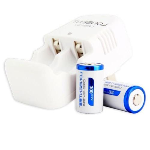 Lonsent Rechargeable Battery &