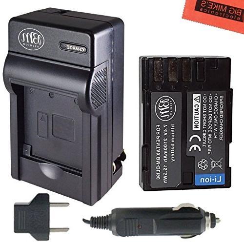 d li90 battery charger