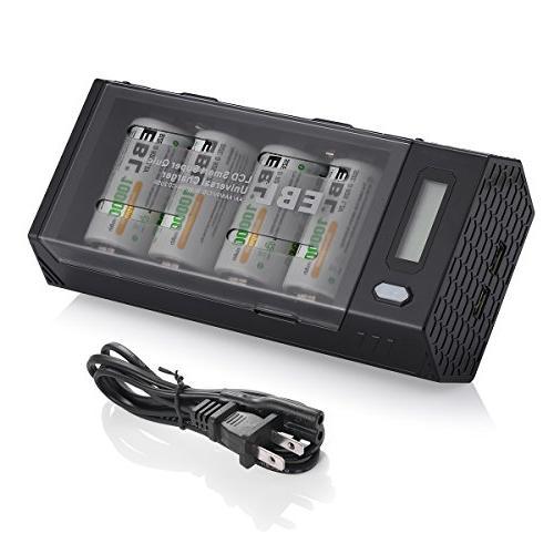d rechargeable batteries