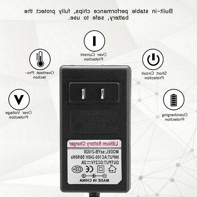 DC21V Wall Home Supply For Battery