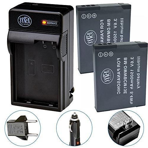 dmw bcm13e batteries battery charger