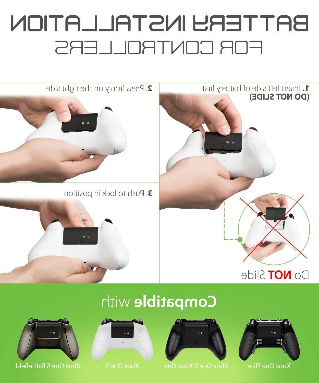 Dual Quick Dock Station Stand Pack Xbox S