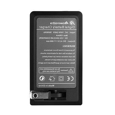 EN-EL12 Battery Charger for P310