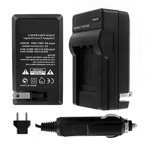 UltraPro EN-EL20 EN-EL20a 2-Pack Battery Bundle with Rapid Travel Charger and UltraPro Kit Select Nikon 1 J1, 1 J2, J3, S1, and