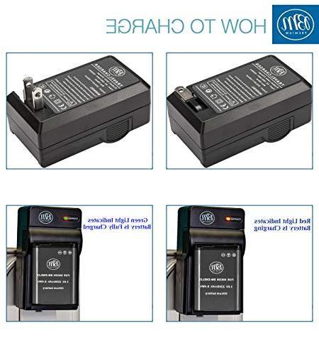 BM Premium of Battery Coolpix P610, Camera