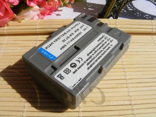 EN-EL3E Battery Nikon D200 D80