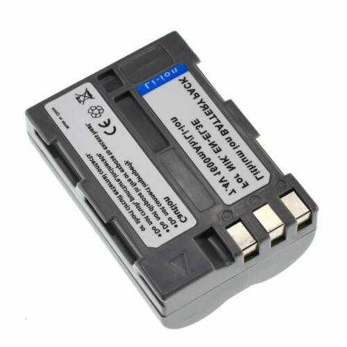 en el3e rechargeable li ion replacement battery